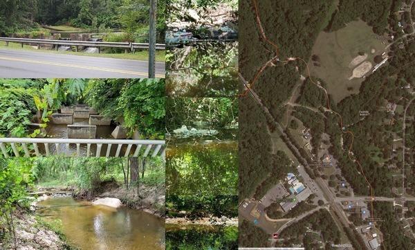[Twomile Branch, Sugar Creek, Withlacoochee River]