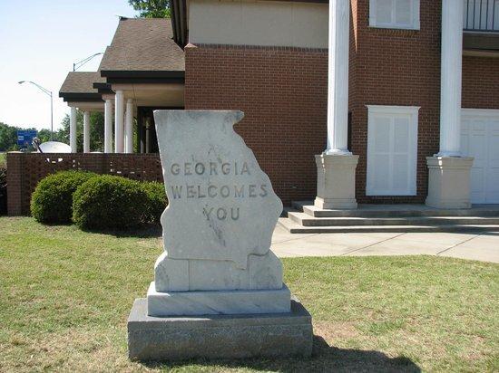 [Georgia Welcome Center, I-75]