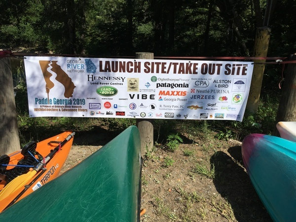 [Launch Site sign]