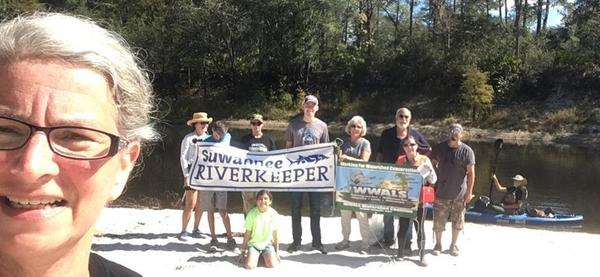 [WWALS #RiversAlive Alapaha River]
