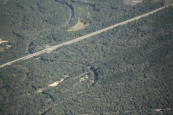 Spook Bridge, Brooks County HDD