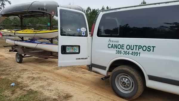 [Suwannee Canoe Outpost]