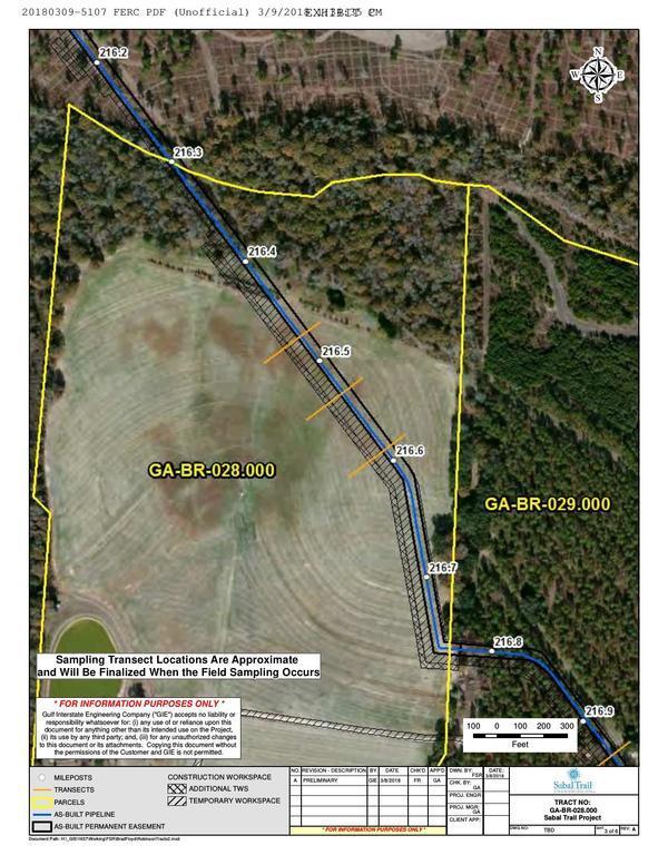 GA-BR-028.000 Dowdy north field, Little Creek, MP 216.4, 1657-PL-DG-70197-218