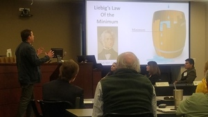[Leibig's Law of the Minimum]