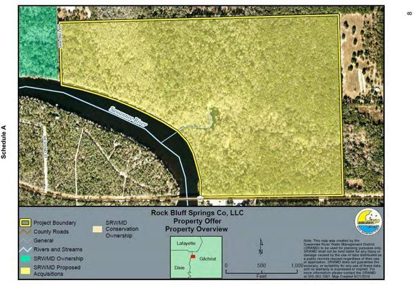 [Property Overview, Rock Bluff Springs Co., LLC]