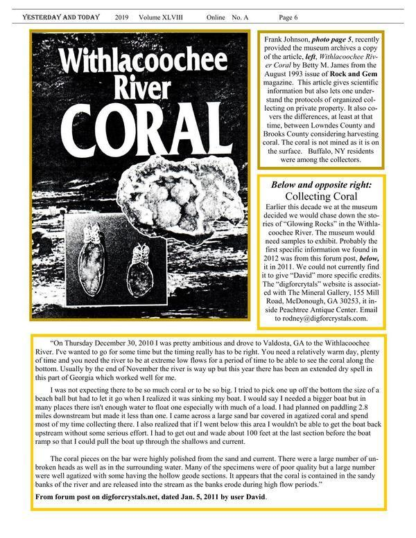 [Collecting Coral]