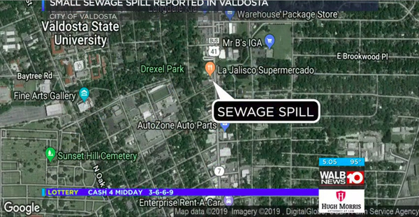 [Spill map]