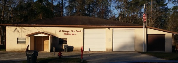 [St. George Fire Station #2]