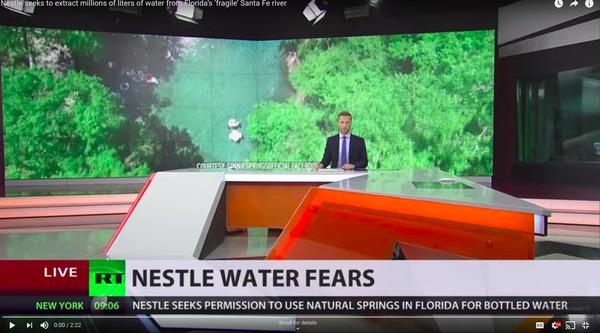 [Nestle Water Fears]