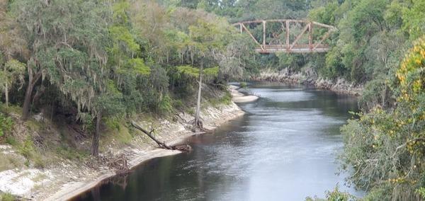 [River and Bridge]