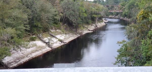 [Long River, Bridge]