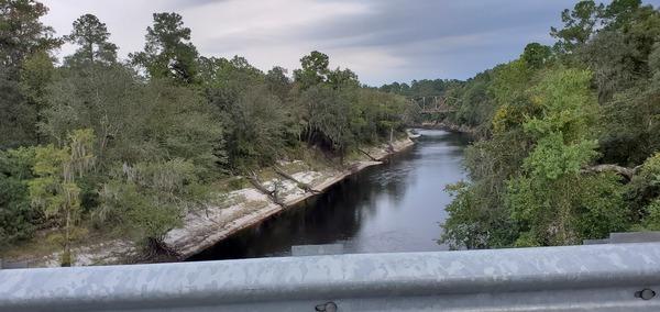 [Rail, River, Bridge]