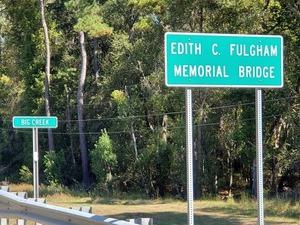 [Edith C. Fulgham Memorial Bridge, Big Creek]