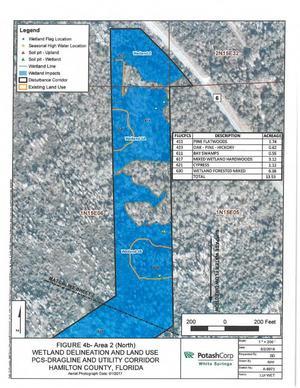 [Map: FIGURE 4b- Area 2 (North)]