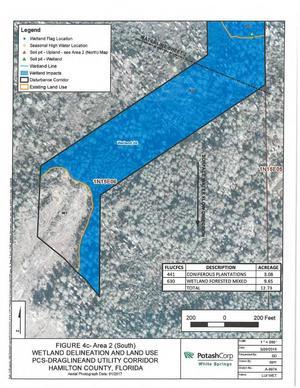 [Map: FIGURE 4c-Area 2 (South)]