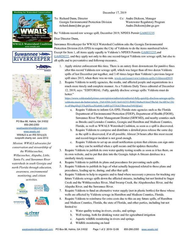[2019-12-17--WWALS-GA-EPD-Valdosta-sewage-0001]