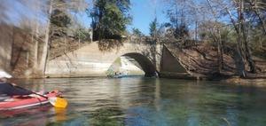 [Upstream to US 27 bridge, 13:18:33, 29.9521, -82.7865]
