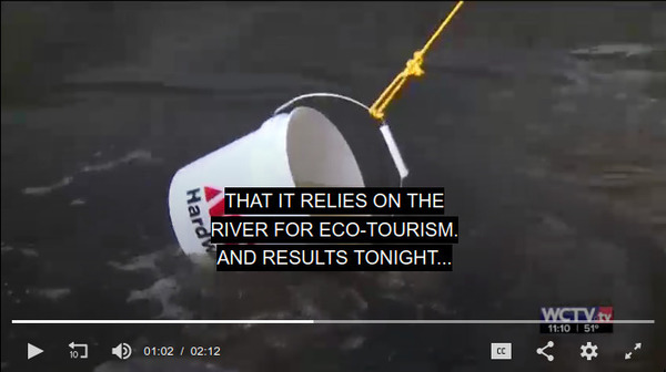 [Relies on the river for eco-tourism]