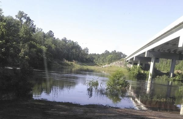 [Suzy Hall: State Line Boat Ramp, Withlacoochee River 2020-05-02]