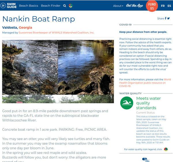 [Nankin in Swim Guide]