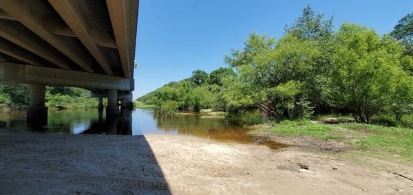 [Little River @ GA 122]