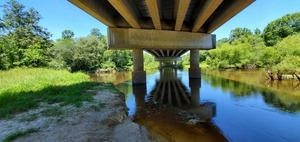 [Under Folsom Bridge]