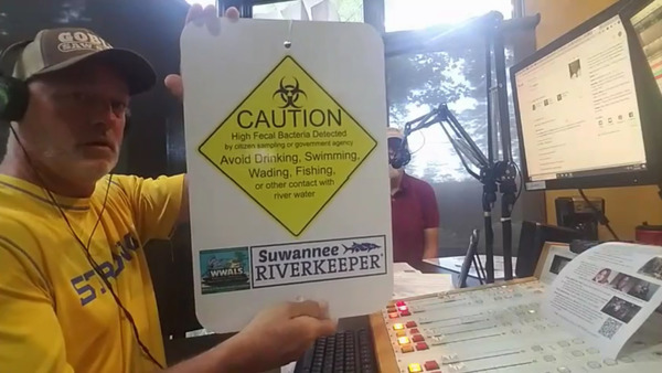 [Caution bacterial contamination]