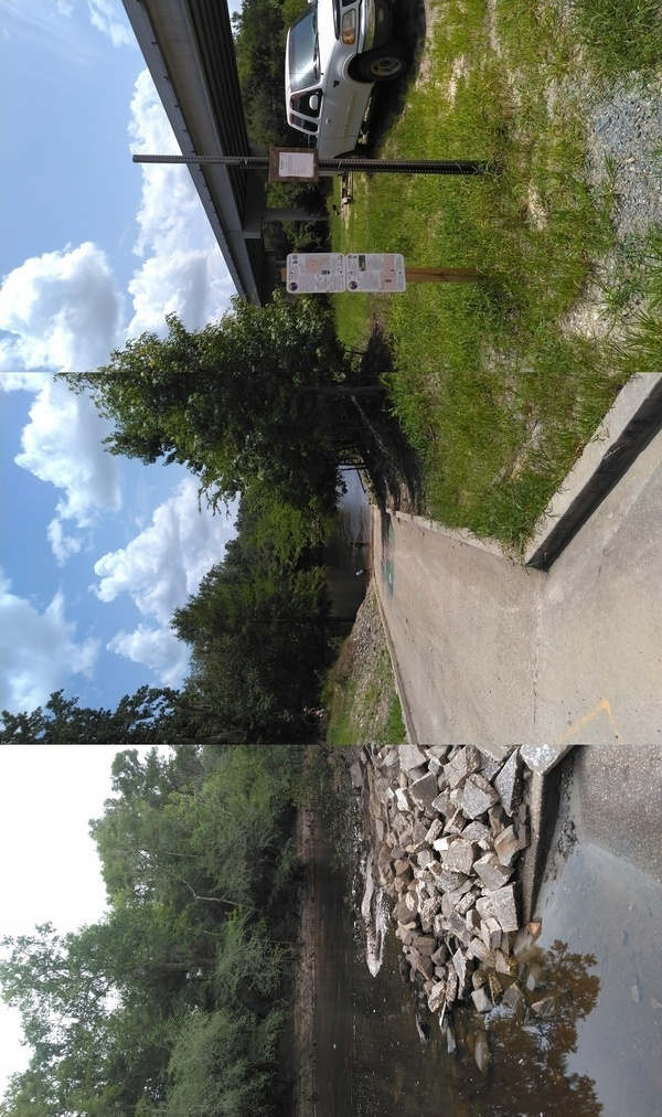 [Troupville and State Line Boat Ramps (left)]