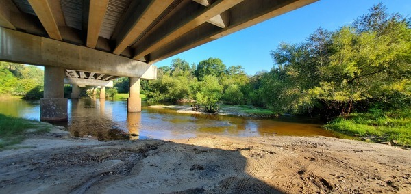 [Folsom Bridge, 6.0' (138.7' NAVD88) Little River @ GA 122]