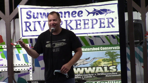[Outings, Cleanups, Boomerang paddle race --Bobby McKenzie, Outings Committee Chair]