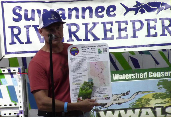 [GA-DNR grant, WWALS water trail brochures & signs --Dan Phillips, Trails Committee Chair]