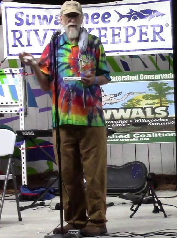 [John S. Quarterman, Suwannee Riverkeeper]
