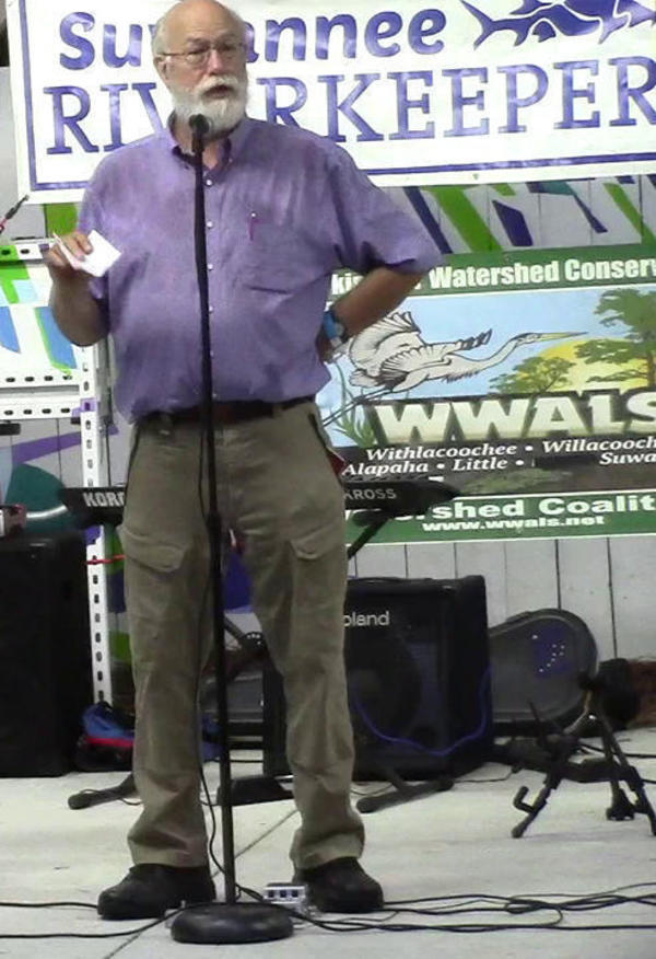 [Tom H. Johnson Jr., WWALS President]