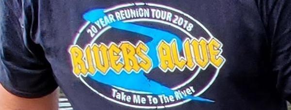 [Rivers Alive logo]
