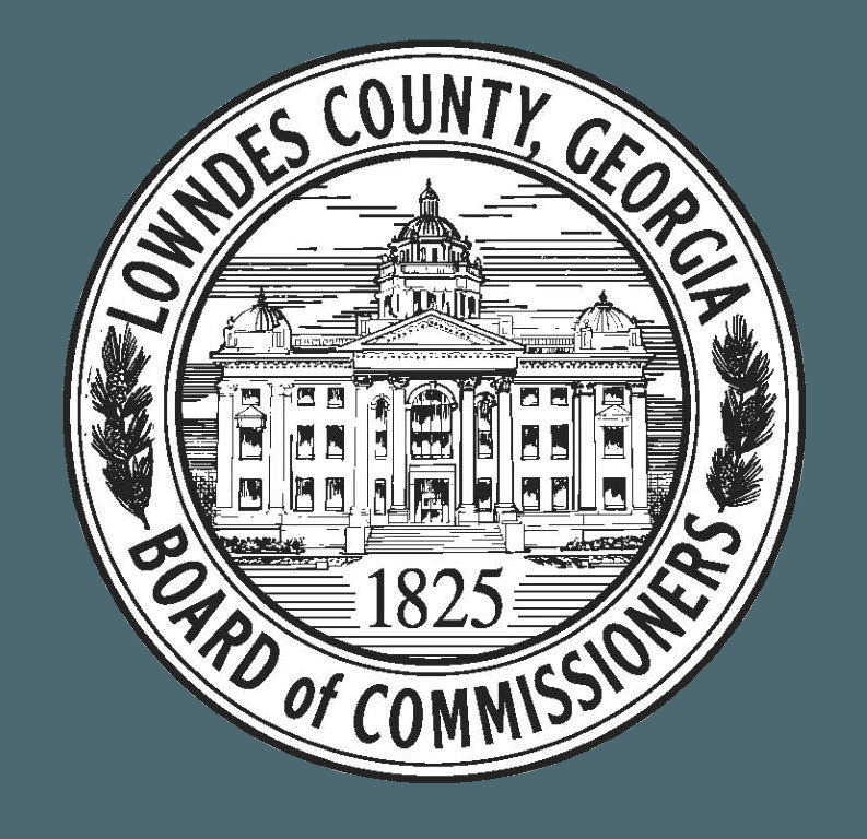 [Lowndes County round logo]