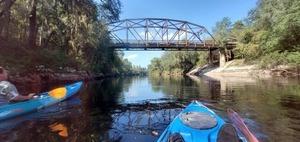 [Steve and the bridge]