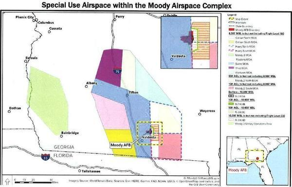 [Proposed Airspace]