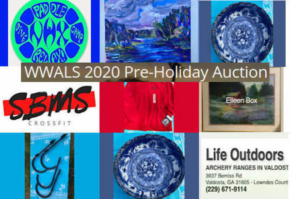 [Pre-Holiday Auction through 2020-12-12]