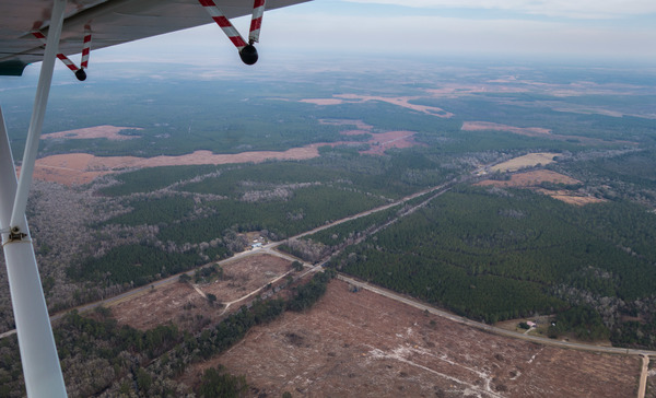 [NNE: up St. Marys River to ONWR: Lacys Kountry Store]