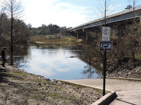 [State Line Boat Ramp]