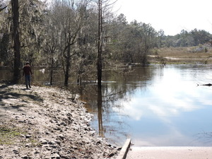 [Jacob at State Line Boat Ramp]