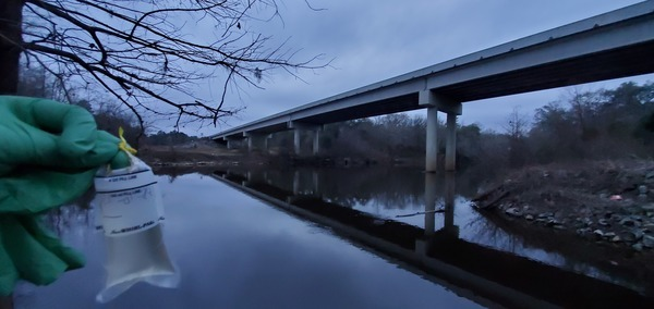 [Upstream, Horn Bridge]