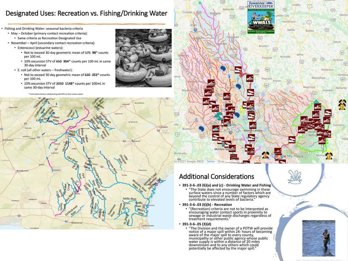 [Second-class Recreational, maps, wastewater]