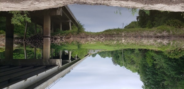 [Hagan Bridge: Withlacoochee River @ GA 122]