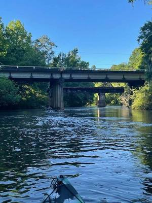[CR 150 and Southern RR bridges]