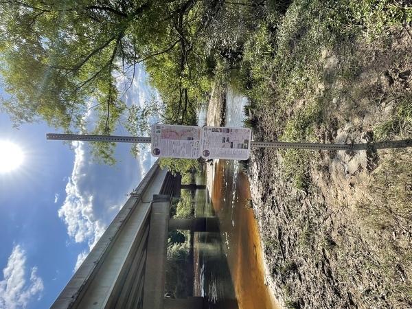 [Folsom Bridge Landing @ GA 122, Withlacoochee River, Lowndes County, GA]