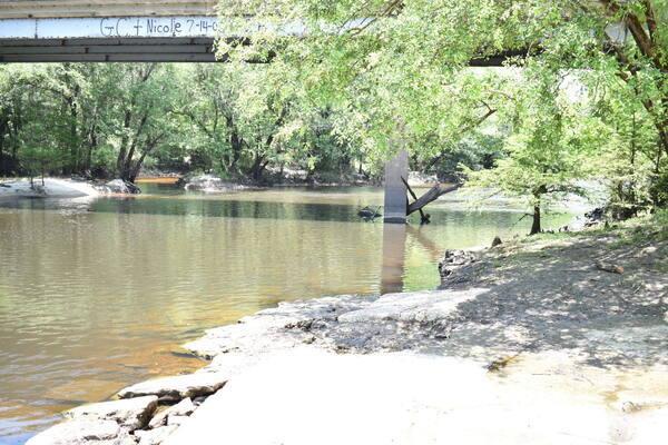[Upstream, Nankin Boat Ramp 2021-05-27]