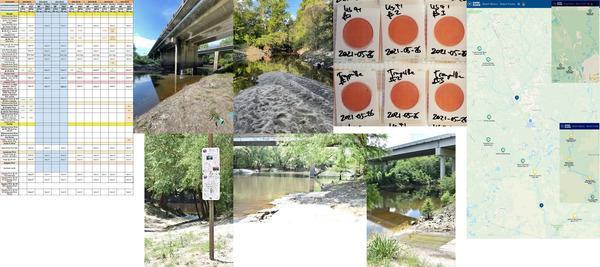 [Bridges, Withlacoochee River, Swim Guide]