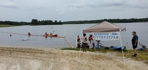[Boating with Suwannee Riverkeeper]