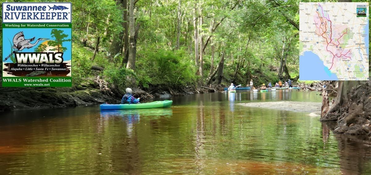 [WWALS Watershed Coalition (WWALS) is Suwannee Riverkeeper]